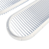 Condenser Grilles (Set of 2)