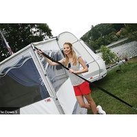 Fiamma Awning Tie Down S Kit (Black)