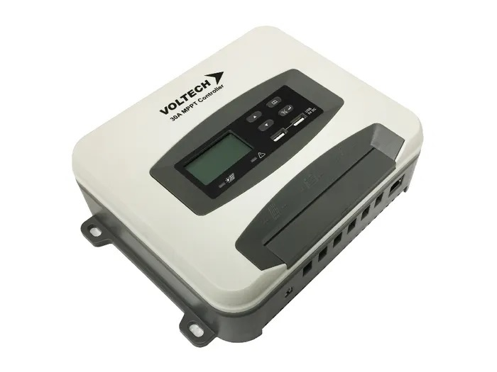 Voltech MPPT 12/24V (30A) Solar Charge Controller