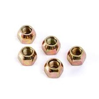 "AL-KO 7/16"" Zinc Plated Wheel Nut Set (5 Pack)"