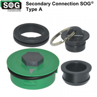 SOG Type A Additional Connector (Pressure Valve & Plug)