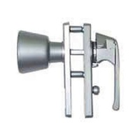 Screen Door Lock (Tulip Silver)