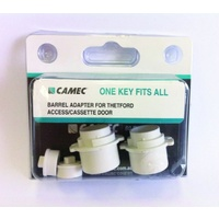 Camec One Key Fits All Barrel Adaptor