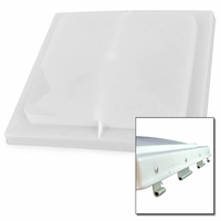 "Jensen Replacement Hatch/Lid 14"" x 14"" - Old Style (White)"