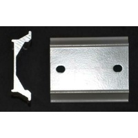 Bracket Bottom Mount Ext. Kit (Grey)