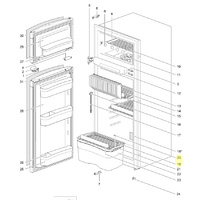 Shelf (428.4mm x 282.3mm)