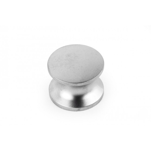 Push Button Knob 16mm-19mm (Nickel-Plated)