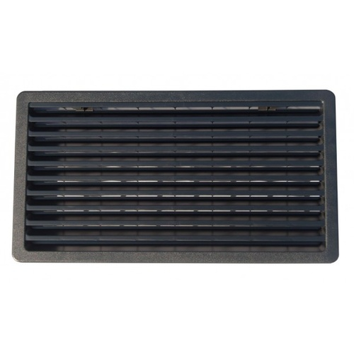 Thetford Large Fridge Vent (Black)